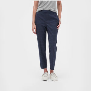 BANANA REPUBLIC Hayden Pull-On Tapered Ankle Pants